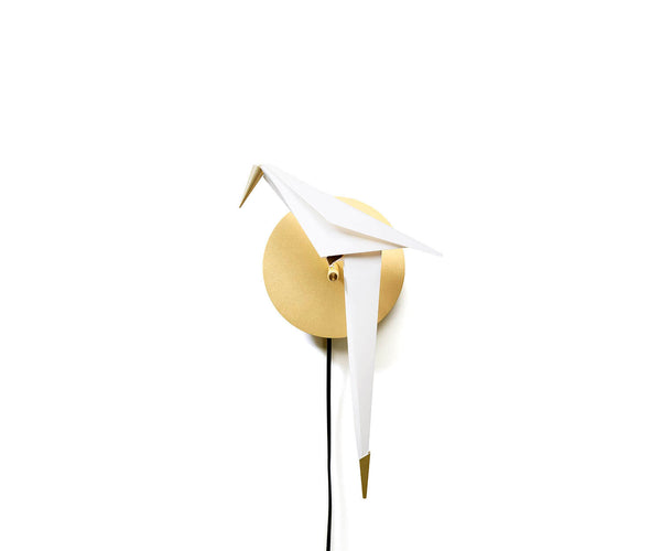 Perch Light Wall Sconce Moooi