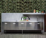 Arclinea Artusi Outdoor Kitchen