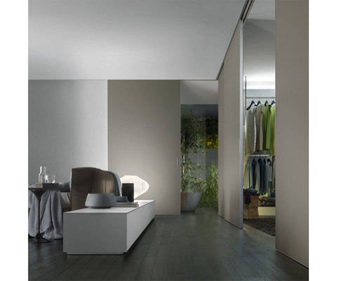 Graphis light sliding doors