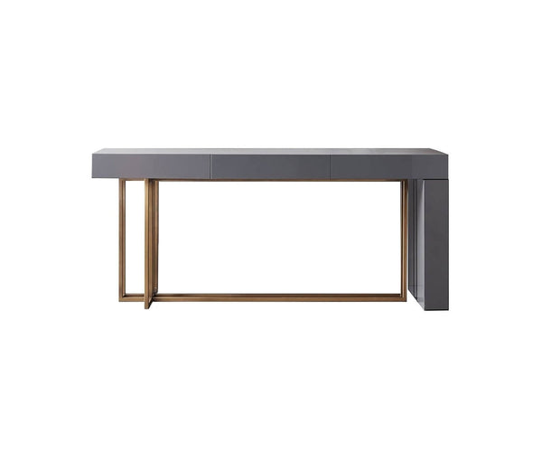 Quincy Console - Meridiani Editions Shine