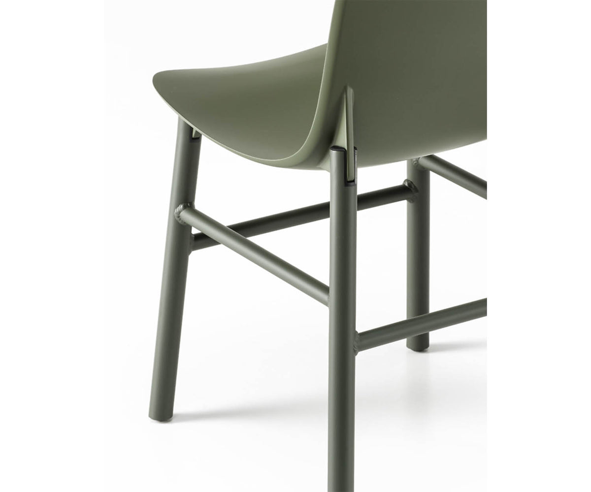 Sharky Alu Outdoor Dining Chair