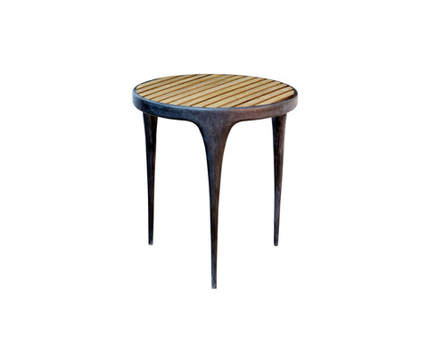 Flow Round Side Table