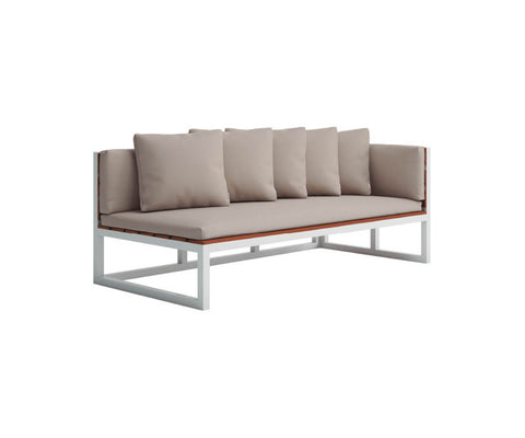 Saler Teak Sectional Sofa 1