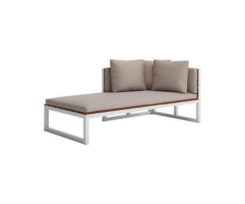 Saler Teak Sectional Sofa 2