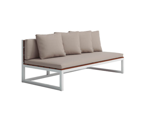 Saler Teak Sectional Sofa 4