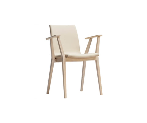 Stockholm Upholstered Dining Armchair