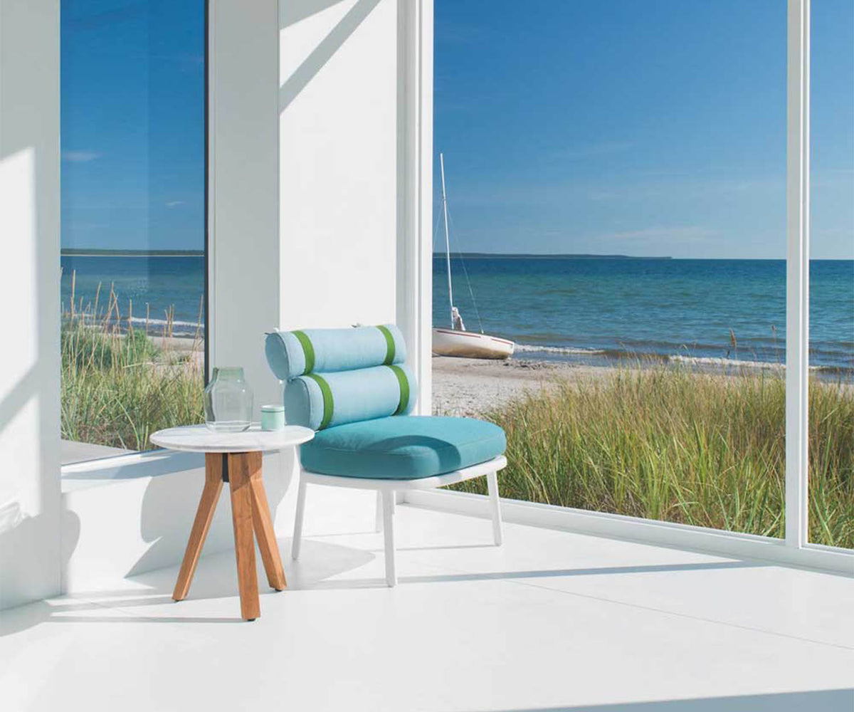 Vieques Tall Side Table Kettal