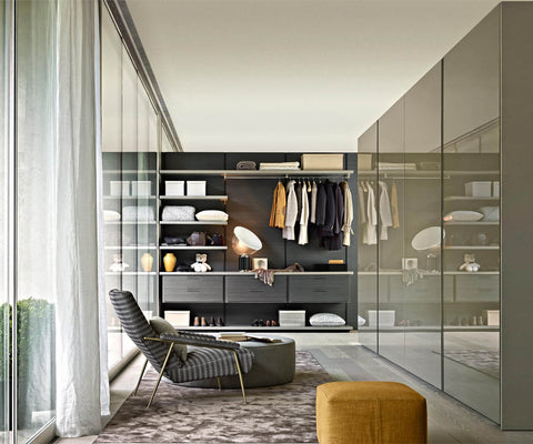 Gliss Walk-in Closet