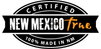 New Mexico true logo made in USA certified
