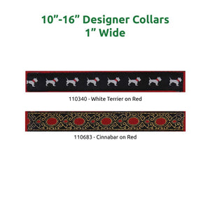 Introductory Package of Designer Dog Collars