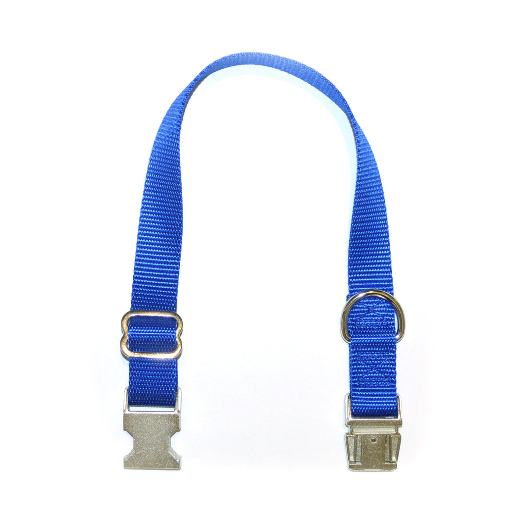 Adjustable Collar Metal Buckle - 1