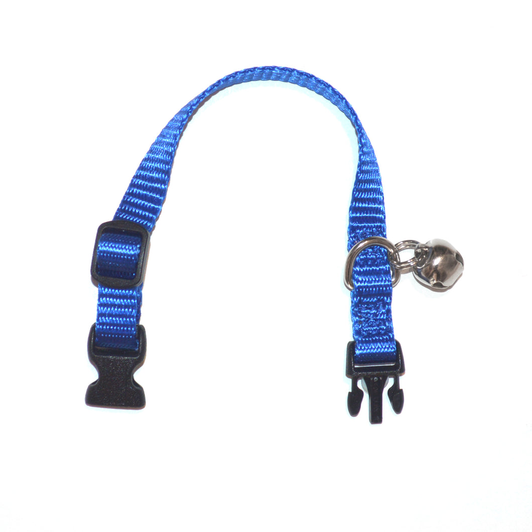 Adjustable Collar with Bell - 3/8