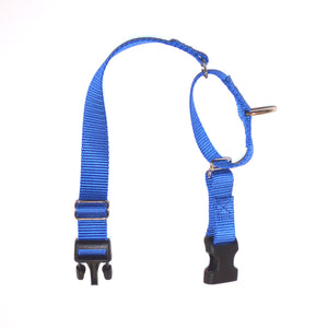 "Martingale Collar (Side Release) - 1/2"" width (Puppies)"