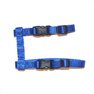 "Adjustable Harness - 1/2"" width (Cats)"