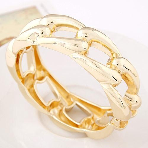 Thick Chain Bangle