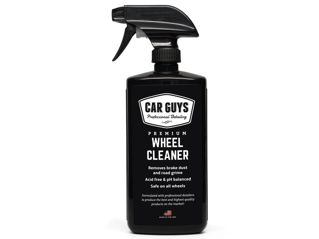 Image result for Premium Wheel Cleaner by Car Guys