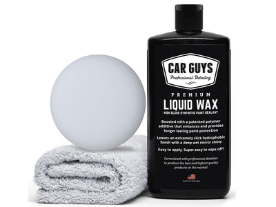 Liquid Wax Paint Sealant