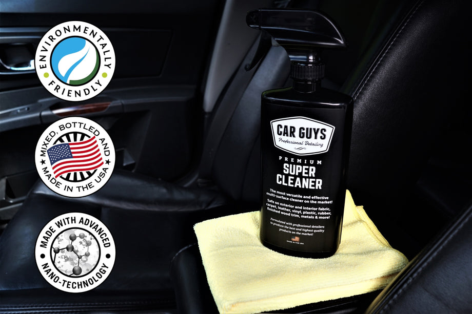 Car Guys Super Cleaner Carguys