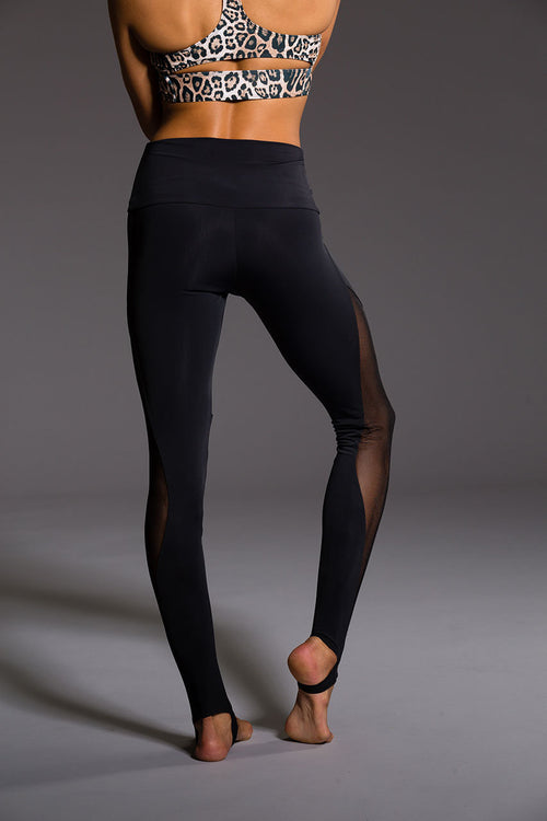 High Rise Stirrup Legging