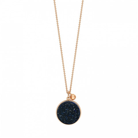 Collier Ever Blue Sand Stone