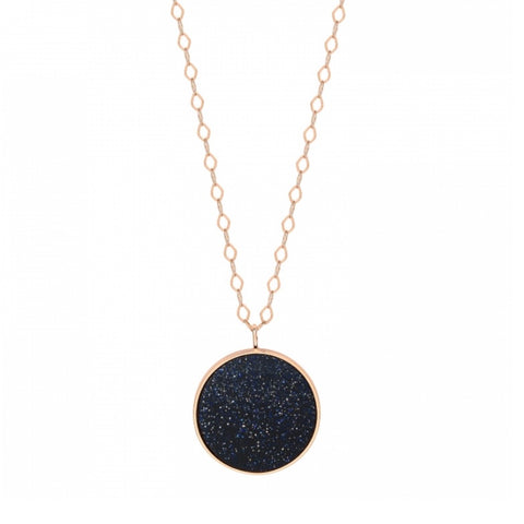 Collier Jumbo Ever Blue Sandstone