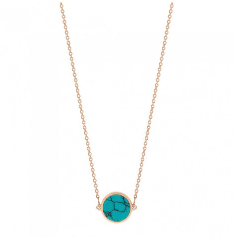 Collier Mini Ever Turquoise