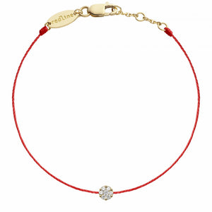 Bracelet Illusion Fil Rouge