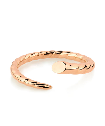 BAGUE  18K ROSE GOLD UNICORN TAILLE 54 (SIZE 7.5)
