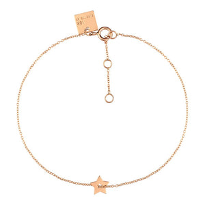 Bracelet Milky Way Open Star