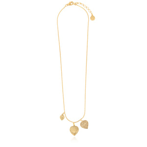 COLLIER LOVE MINI DORÉ