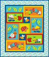 Bugs A Lot:  Digital Downloadable Pattern