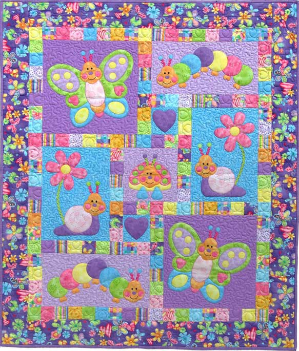 Patterns Kids Quilts