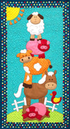 Farm Friends:  Digital Downloadable Pattern