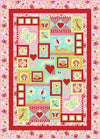 Love Bugs Block of the Month with Backing