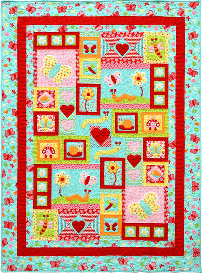 Love Bugs Block of the Month