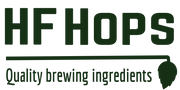 HF Hops logo - Quality brewing ingredients