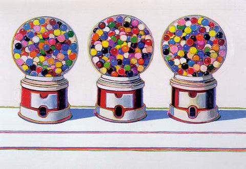 Summer Camp: July 6 - 10 Classic Artwork with Air-Dry Clay - 3 Machines (Wayne Thiebaud) {SOLD OUT}