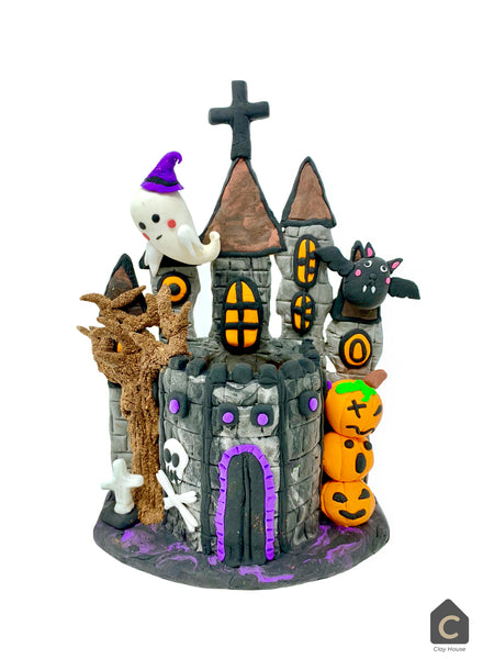 Halloween Castle Armature