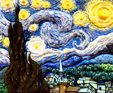 Summer Camp: August 17 - 21 Classic Artwork with Air-Dry Clay - Starry Night