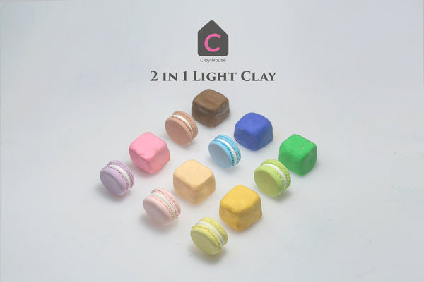 2 in 1 Light Clay