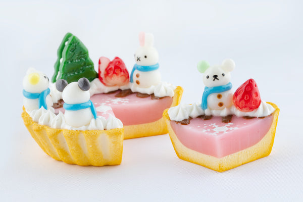 Snowman Pie - Card Holder