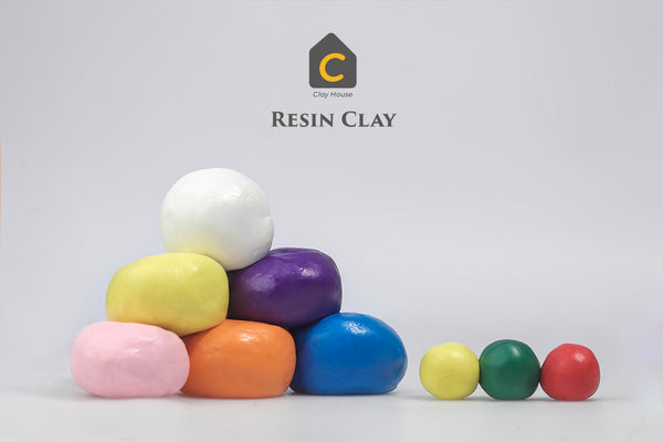 Resin Clay (Crystal)