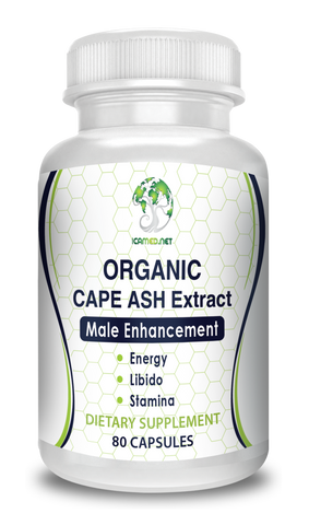 ORGANIC CAPE ASH Extract-FREE