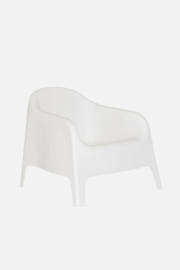 nord outdoor chair white