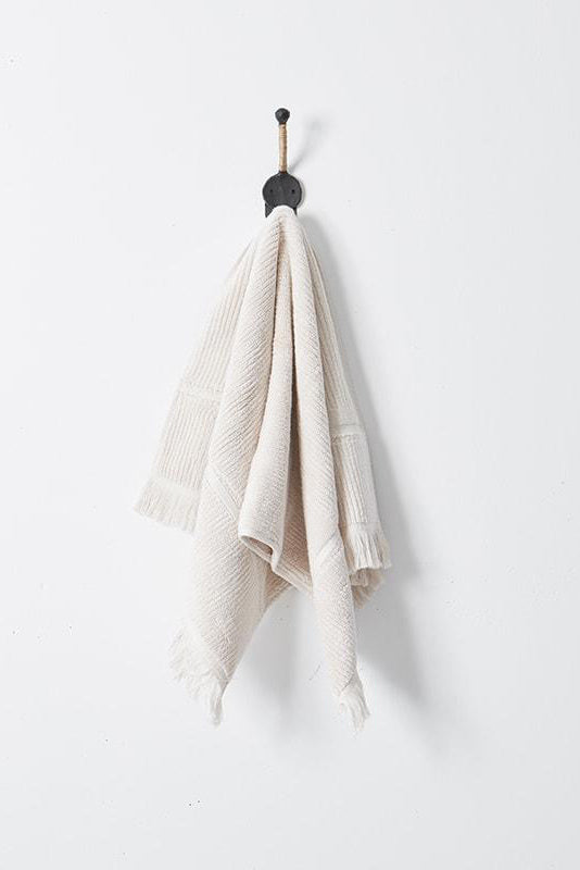 luxe hand towel sand