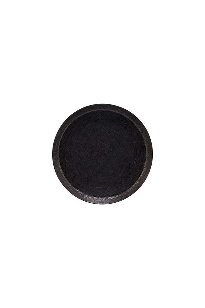 jhansi tray antique black 24cm