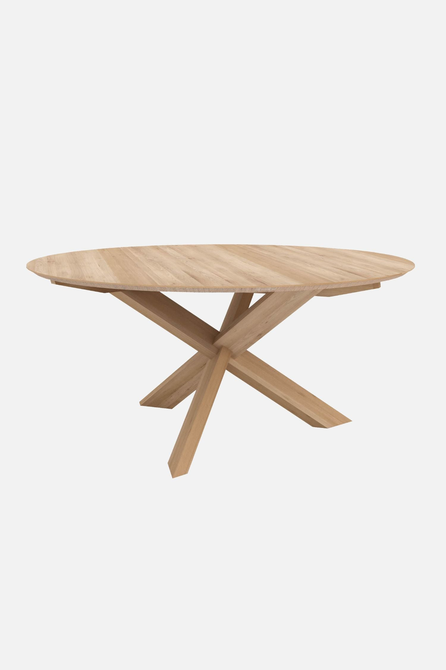 cirque table oak