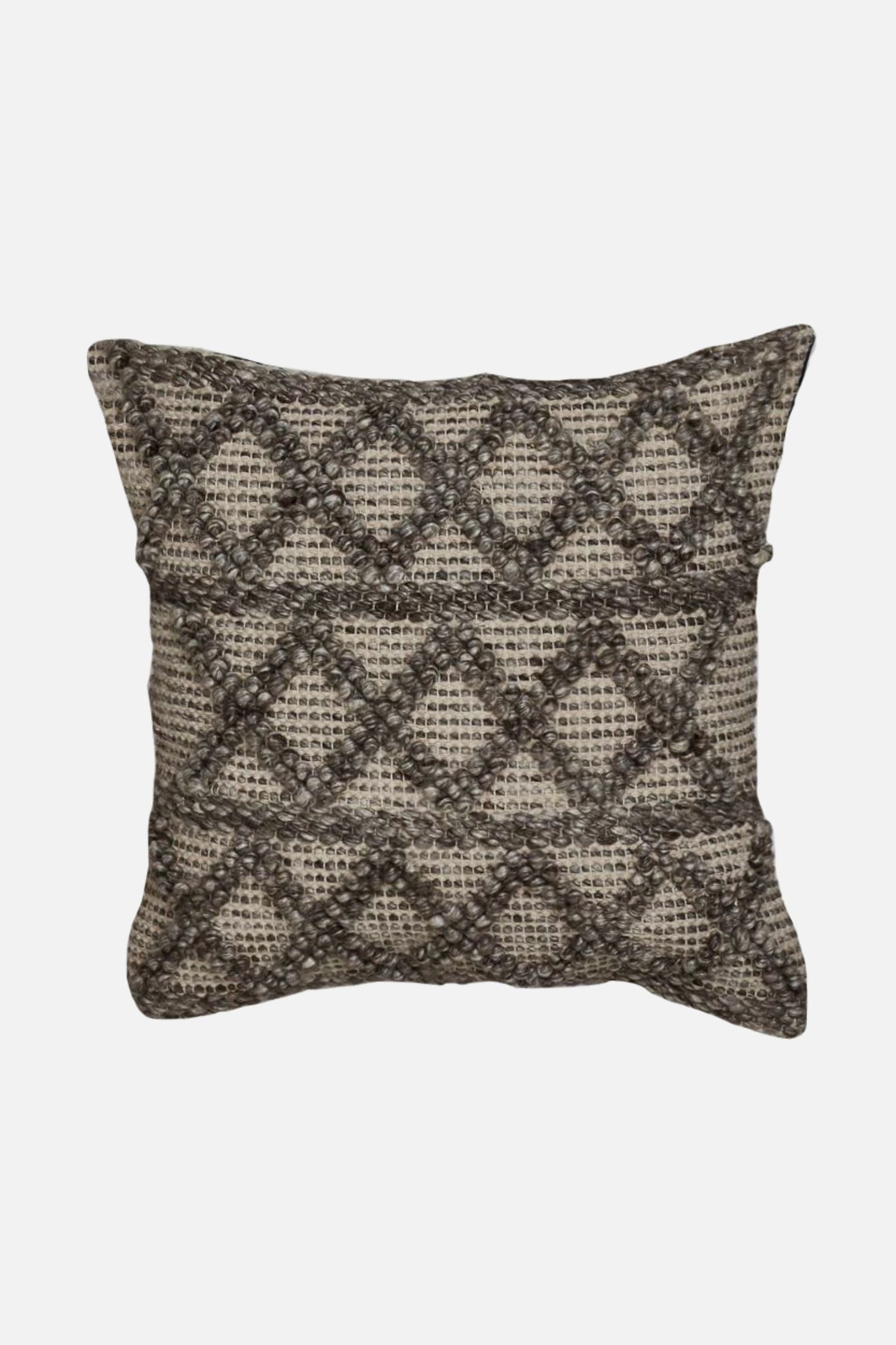 monty cushion cover grey