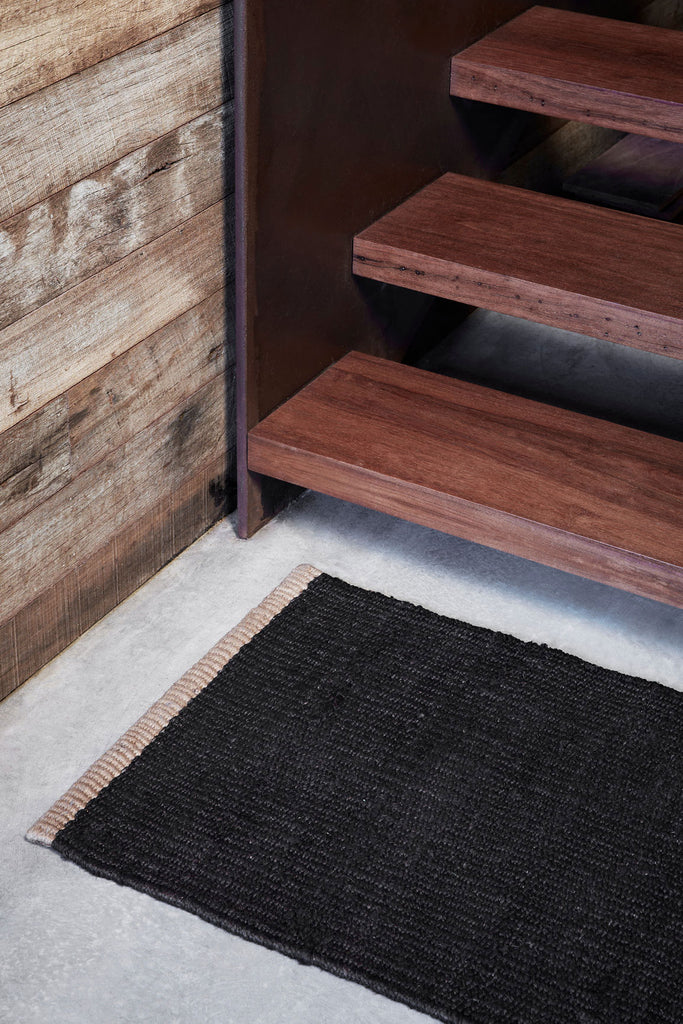 nest entrance mat charcoal
