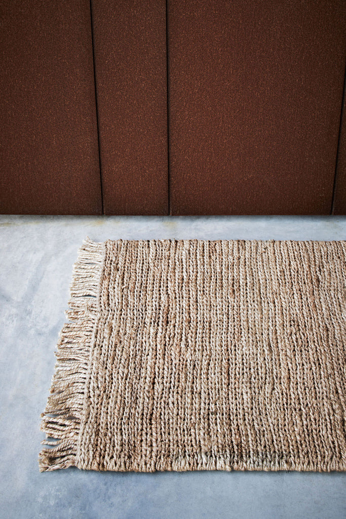 sahara weave entrance mat natural